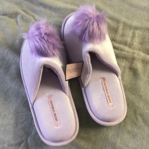 Brand new Victoria Secret slippers